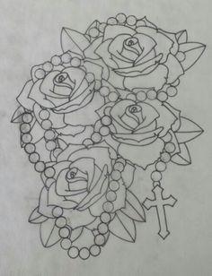 forgive me praying hands with rose and rosary tattoo design picture 7390 nice tattoos. Black Bedroom Furniture Sets. Home Design Ideas