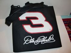 Vintage Dale Earnhardt 3 NASCAR Stadium Seat Cushion Pad Carry Race | eBay