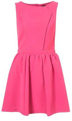 Dee Dee pink skater dress