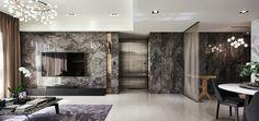 RIS Interior Design | Van der Vein on Behance