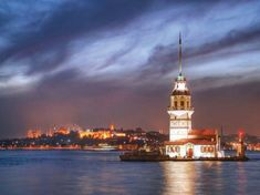 Maiden's Tower -- Istanbul