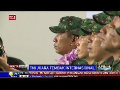Indonesia Juara Umum AASAM 2017, Lomba Tembak Bertaraf Internasional