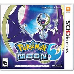 Used Pokémon Moon - PRE-Owned - Nintendo 3DS