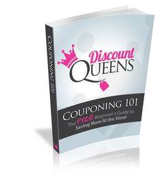 ebook couponing 101 book