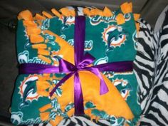 Fleece Blanket Specialty Item by StandoutGifts on Etsy, $50.00