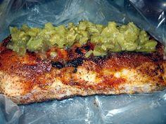 Coleen's Recipes: GREEN CHILE PORK LOIN ROAST