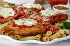 Chicken Parmesan..making this for dinner tmrw night!!