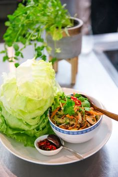 Kylie Kwong's sung choi bao of vegetables – Stuck in the kitchen