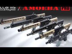 eHobby Asia Amoeba M4 Octarms Video | Popular Airsoft