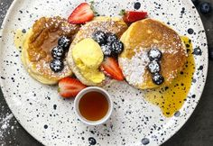 Pancake Dessert, Pancakes, French Toast, Breakfast, Food, Morning Coffee, Eten, Meals, Pancake