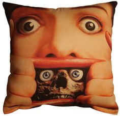 Horror Decor - Dead Alive Pillow
