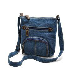 Женская джинсовая сумка почтальона сумочки дамы мини малый ранцы девушки crossbody летом слинг старинные сумка borse bolsos sacoche Z6, принадлежащий категории Сумки через плечо и относящийся к Багаж и сумки на сайте AliExpress.com | Alibaba Group