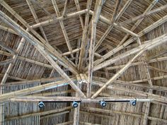 GUADUA TRUSS AND RAFTER SYSTEM | Flickr : partage de photos !