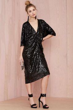 Nasty Gal Night Moves Sequin Dress | Shop Midi + Maxi at Nasty Gal