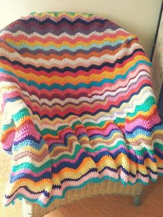 Inspiration for my next big crochet project