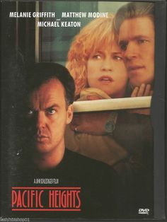 Pacific Heights (DVD, 1999) Matthew Modine, Michael Keaton, Melanie Griffith