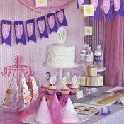 More princess party ideas