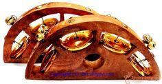 Kartal (Khartaal) - Hindu musical instrument
