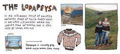 LOPAPEYSA - illustration - Rán Flygenring