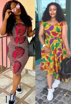 African fashion, Ankara, kitenge, African women dresses, African prints, fashion, Nigerian fashion style, Ghanaian fashion, ntoma, kente styles, African fashion dresses