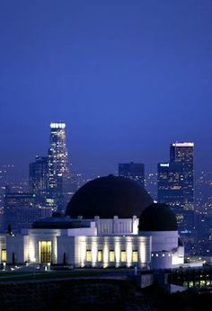Griffith Observatory, LA