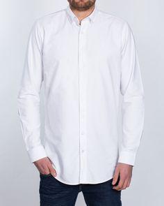 8cb99913394 2t Oxford Shirt Long Tall Shirt (white)