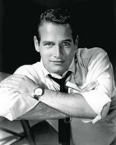 Paul Newman. That was one fine looking man.
