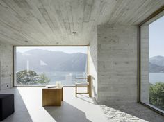Neubau Haus. Markus Wespi Jérôme de Meuron architects