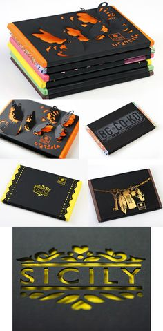 DzineGeek: Showcase of Chocolate Packaging Part-1
