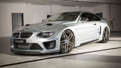 This is a 231mph, 987bhp BMW M6 - BBC Top Gear