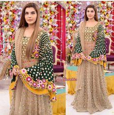 New Dress Design 2019 Party Wear Pakistani Fashion Party Wear, Indian Party Wear, Pakistani Bridal Dresses, Indian Dresses, Shadi Dresses, New Dress Design Indian, Pakistani Dress Design, Indian Designer Wear, Fancy Wedding Dresses