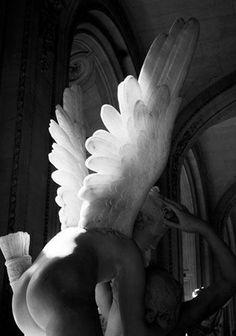 ♔ Breathtaking photo by Nan Goldin ~ Louvre ~ Paris