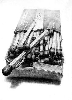 Αποτέλεσμα εικόνας για realism black and grey drawing
