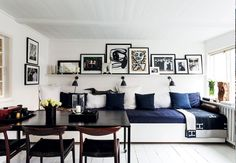How To Live Without a Dining Room: Advice & Ideas from 15 of Our Best Posts