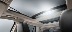 2014 LINCOLN MKX - Panoramic Vista Roof®