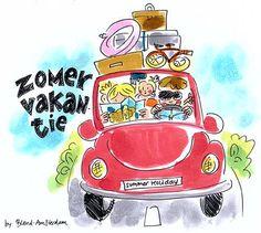 Fijne vakantie noord Nederland! - Blond Amsterdam