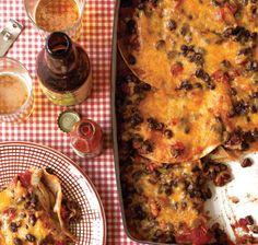 Black Bean Enchilada Casserole - Crave by Random House