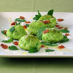 I love me some gnocchi so it might be worth trying Gnudi.  Easier and made with ricotta.  I call that a win-win.