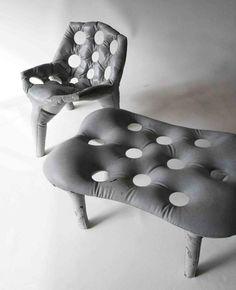Tejo Remy & René Veenhuizen | Concrete Furniture | 2012