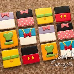 Disney squares