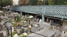 montmartre cemetery map Gallery