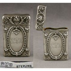 cigarette case....if I still smoked....this would be mine