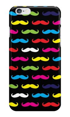 Our Moustache Pattern Phone Case is available online now for just $8.09.    We moustache you a question... Don't you just LOVE this moustache pattern phone case!    Material: Plastic, Production Method: Printed, Weight: 28g, Thickness: 12mm, Colour Sides: Black, Compatible With: iPhone 4/4s | iPhone 5/5s/SE | iPhone 5c | iPhone 6/6s | iPhone 7 | iPod 4th/5th Generation | Galaxy S4 | Galaxy S5 | Galaxy S6 | Galaxy S6 Edge | Galaxy S7 | Galaxy S7 Edge | Galaxy S8 | Galaxy S8+ | Galaxy J5…