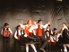 Portuguese Folkloric Dancing... dance this for over 15 years