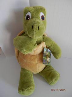 "Kohl's Cares For Kids ""Vern"" turtle plush by Dreamworks #KohlsKids"