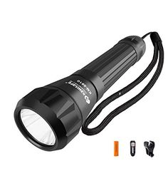 Kamisafe Tactical Flashlight Waterproof Outdoor 5 Modes Torch *** Check this awesome product by going to the link at the image.