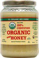 YS Organic Bee Farms CERTIFIED ORGANIC RAW HONEY 100% CERTIFIED ORGANIC HONEY Raw, Unprocessed, Unpasteurized - Kosher 32oz - http://goodvibeorganics.com/ys-organic-bee-farms-certified-organic-raw-honey-100-certified-organic-honey-raw-unprocessed-unpasteurized-kosher-32oz/