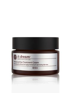 *dr. dream advanced eye treatment cream*   The perfect anti-aging eye treatment with skin growth factors – luxurious formula that helps to protect our delicate eye are from the visible signs of aging. The 6 essential multi-growth factors contained in the Dream Nanogen Wrinkle Grinding Complex™ effectively reduces fine lines and wrinkles, it reduces sagging skin and helps to eliminate puffiness and dark circles. #skincare #antiaging hubskincare.com
