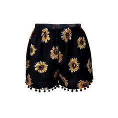 High Waist Floral Printed Casual Beach Shorts (29 BRL) ❤ liked on Polyvore featuring shorts, bottoms, pants, printed, women bottoms shorts, highwaist shorts, cotton shorts, high waisted beach shorts, bohemian shorts and high waisted print shorts