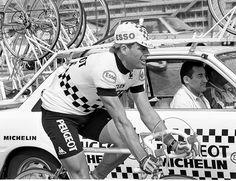 1980 - Peugeot - Tour de France by Hennie Kuiper, via Flickr  Please follow us @ http://www.pinterest.com/wocycling
